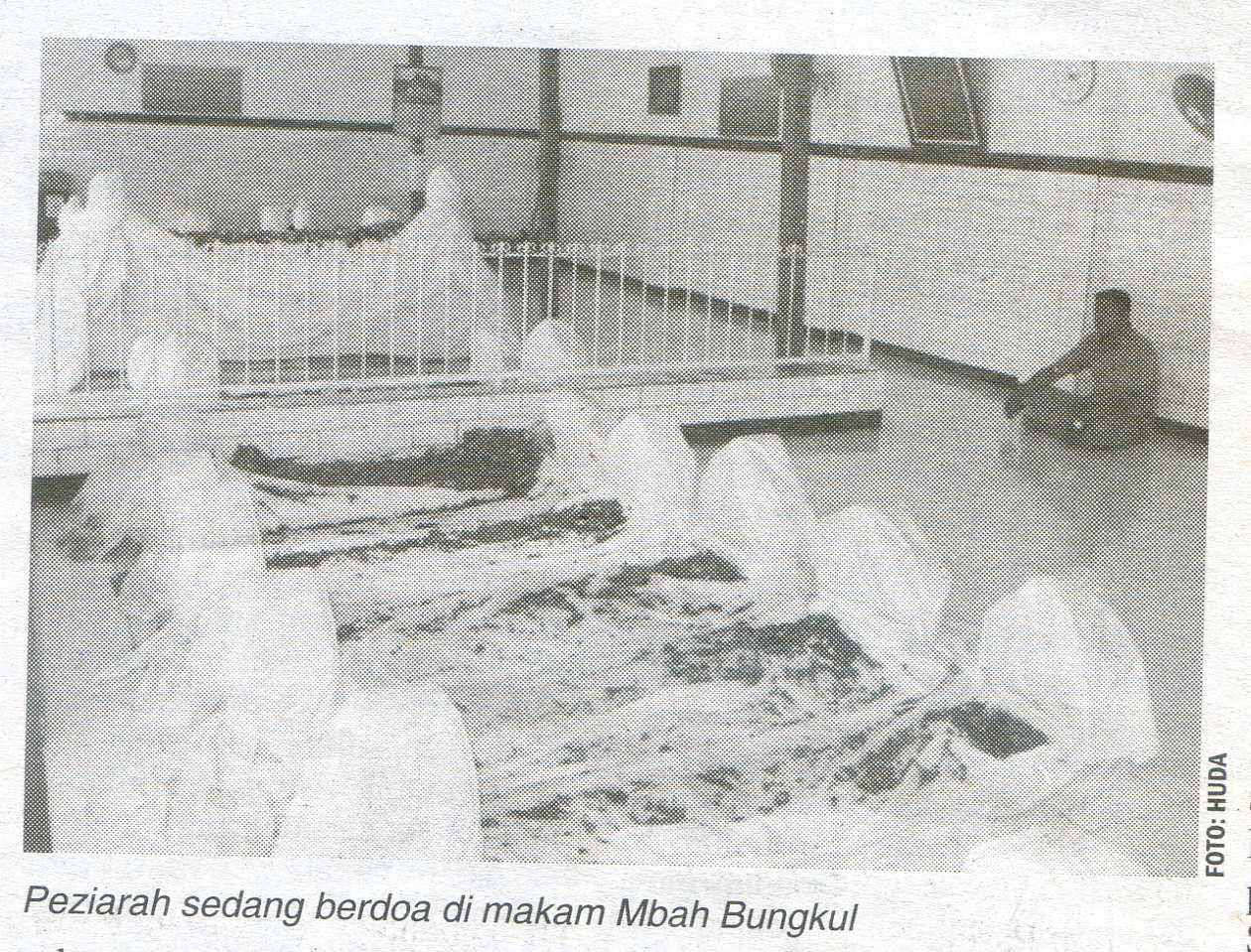 Profil Mbah Bungkul : Sifat Kedermawanannya Sawabi Rezeki Melimpah