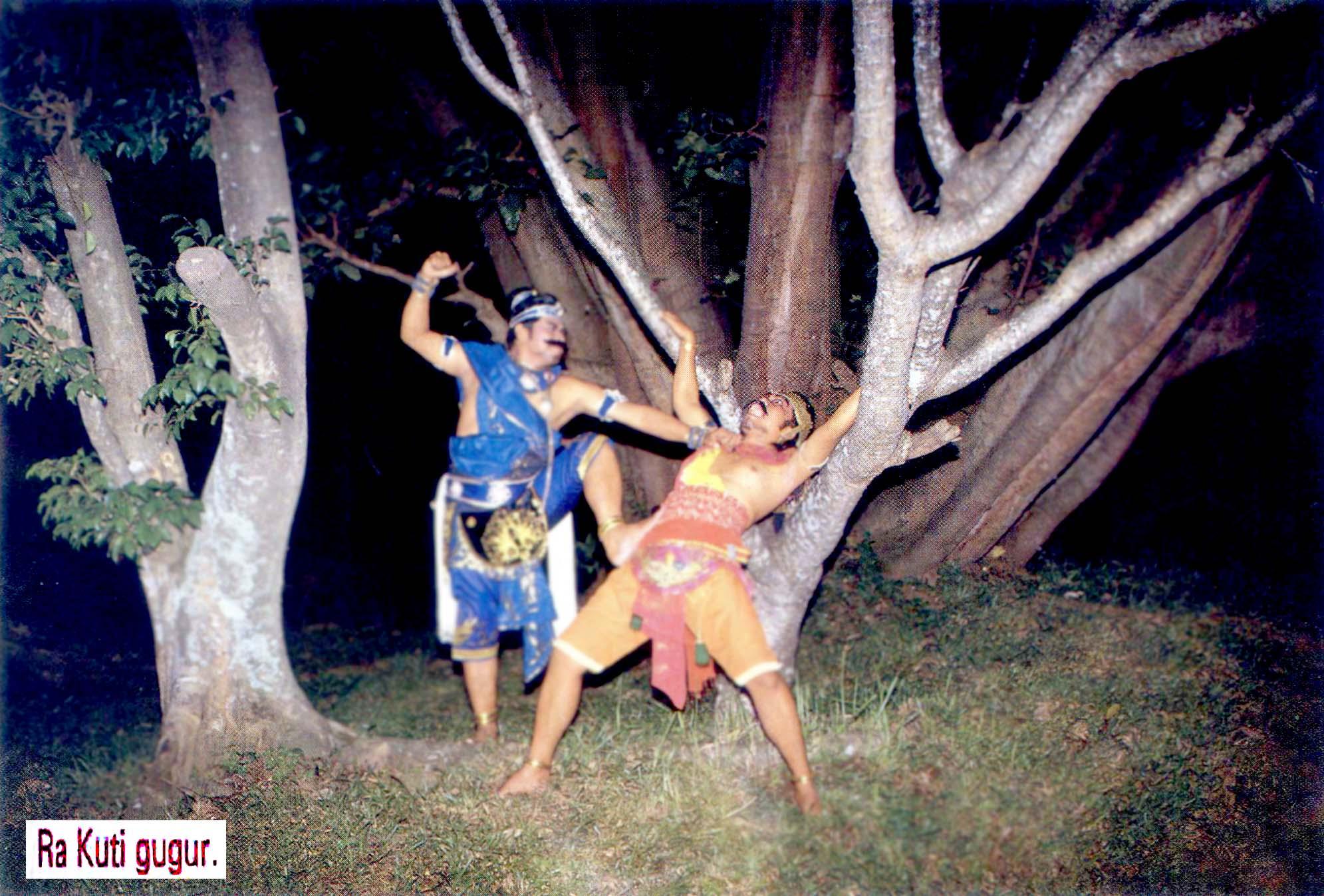 101 Gambar Wayang Gajah Mada Paling Hist