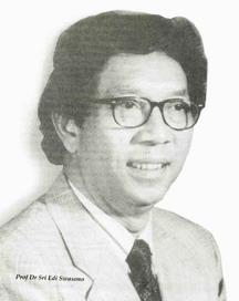 Prof. Sri Edi Swasono