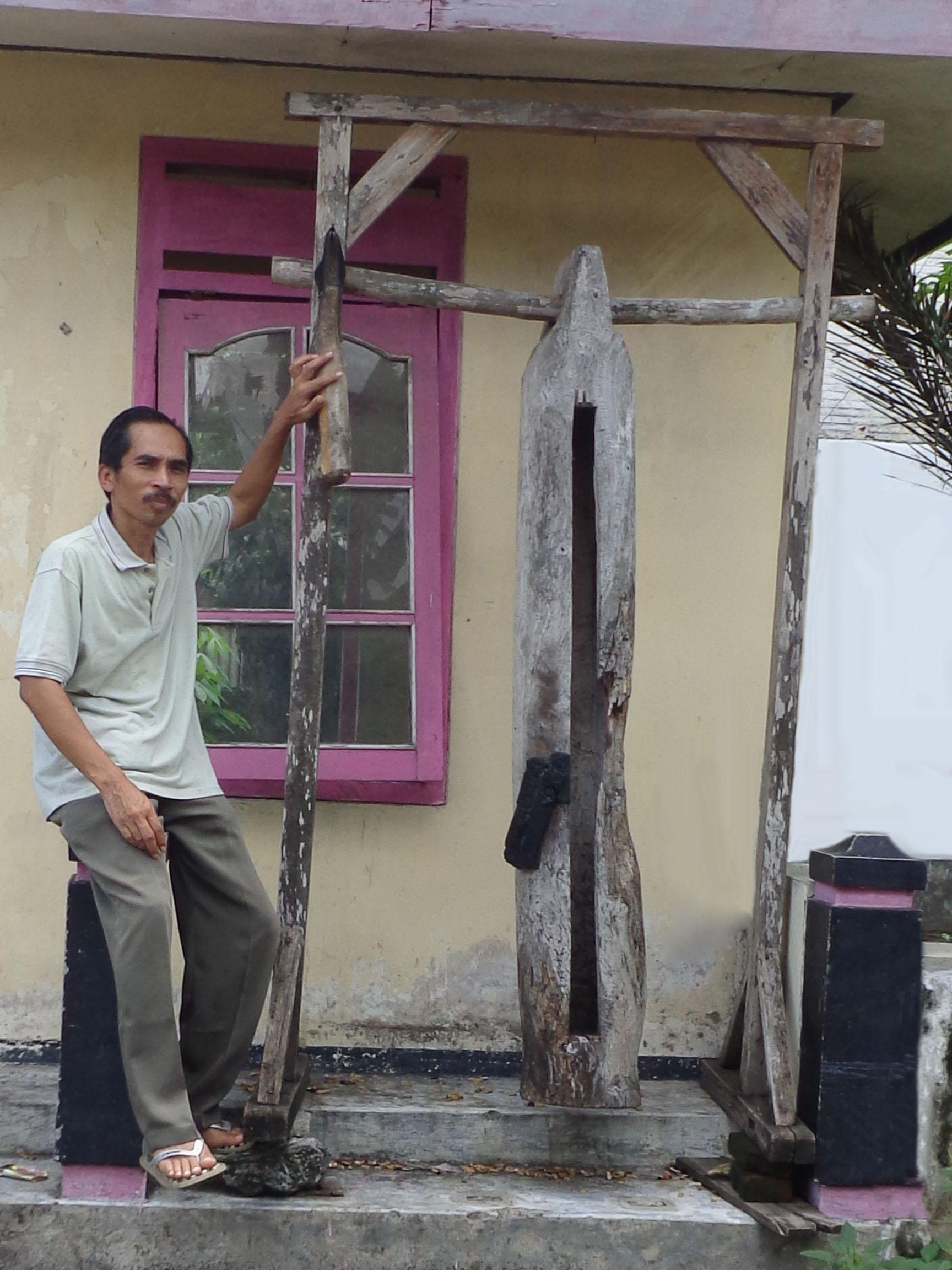 Kenthongan Alat Komunikasi Tradisional Jawa Timur Pusaka