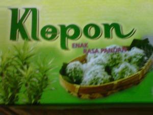 klepon by risky