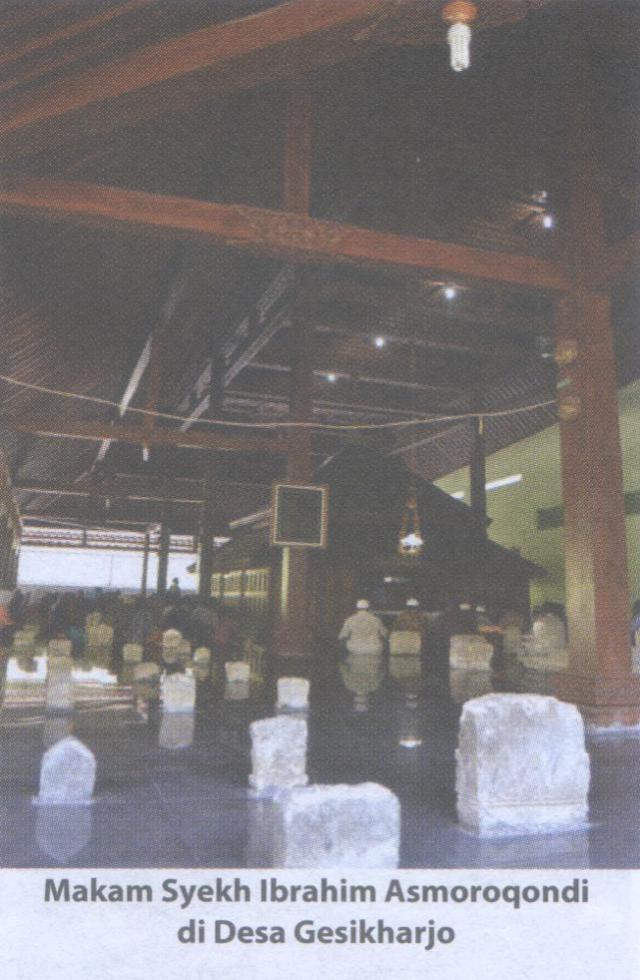 Makam  Ibrahim A. Qondi 2