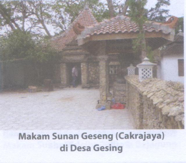 Makam Sunan Geseng