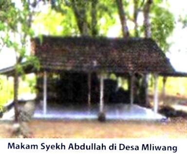 makam Syekh Abdullah (Mliwang)