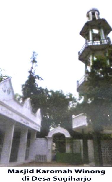 Masjid Karomah Winong