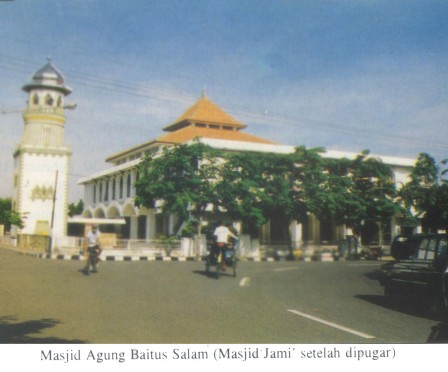 Masjid Agung Baitus Salam