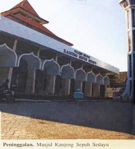 Masjid Knjeng Sepuh Sedayu.