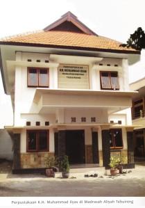 Madrasah Aliyah Tebuireng.